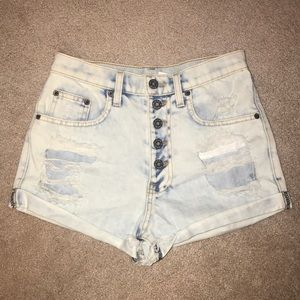 LF Denim Carmar Shorts